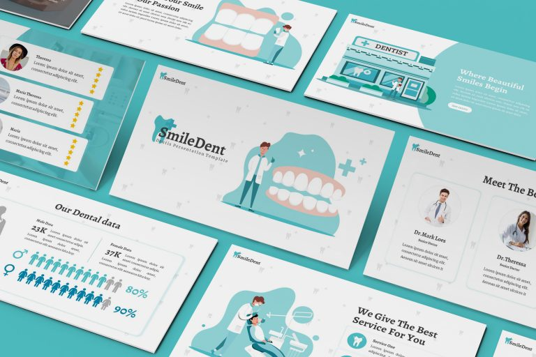 Dentist Infographic