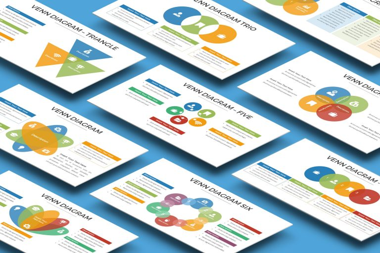 Venn Diagram Presentation Template