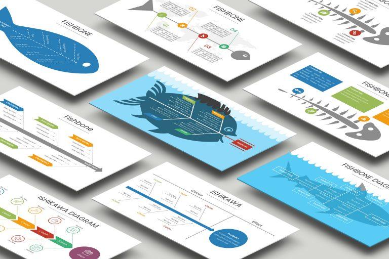 Fishbone Diagram Presentation Template