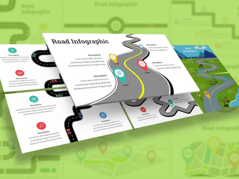 Roadmap Diagram Presentation Template