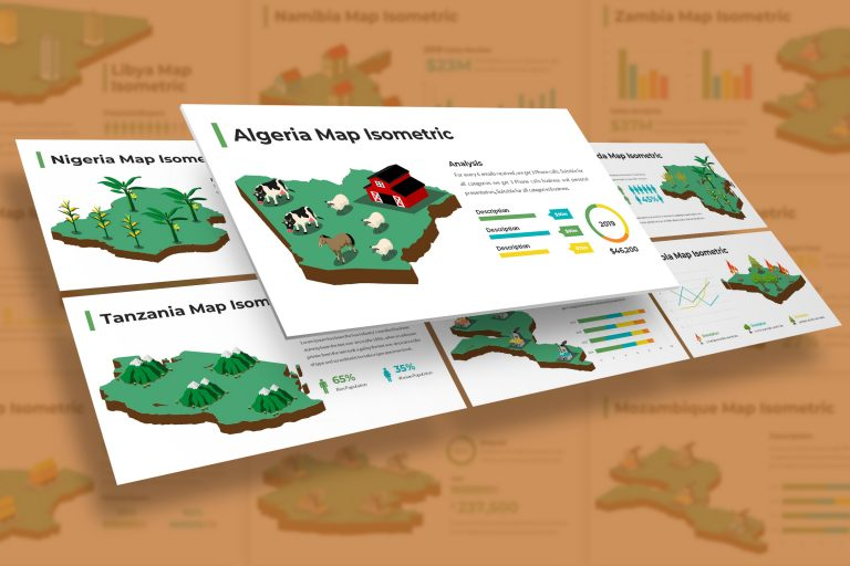 Africa Presentation Template for Powerpoint